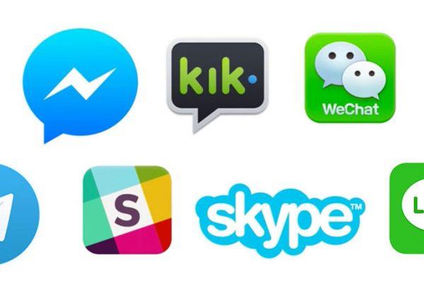 Chat plataformas